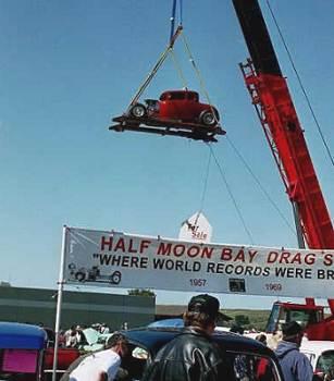 half moon bay machine